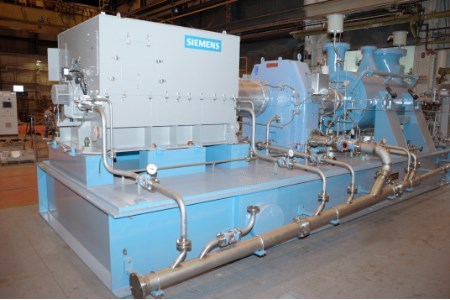 Siemens awarded contract for American cryogenic gas plants