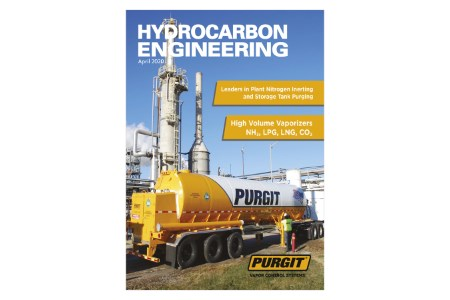 April issue of Hydrocarbon Engineering out now!