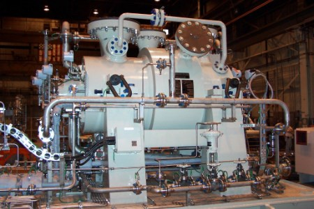 Siemens compressor trains selected for Saudi Aramco gas reservoir storage project