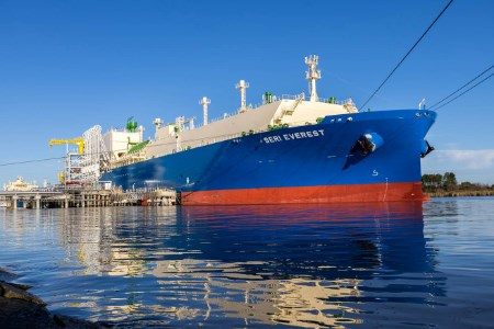 Energy Transfer loads first VLEC under joint venture with Satellite Petrochemical USA Corp.